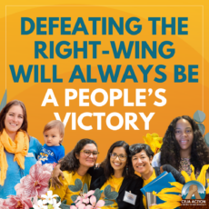 Recall Victory Shows Power of EJ, Progressive Organizing Force in CA